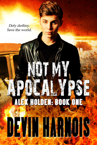 Not my Apocalypse cover