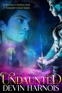 Undaunted cover