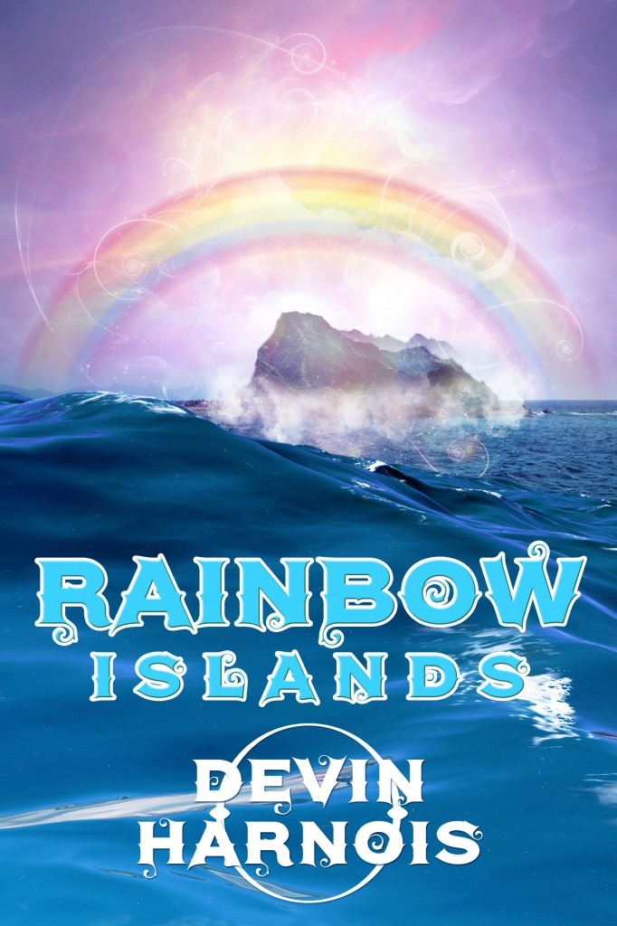 Rainbow Islands cover