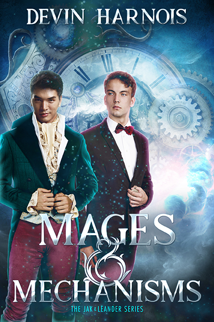 Mages and Mechanisms cover